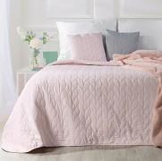 Přehoz na postel Juliet růžový-vel. 170x210cm