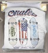 Přehoz na postel Skaters-170x210cm