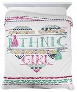 Přehoz na postel Ethnic girl-170x210cm