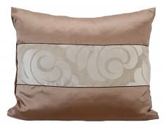 Dekorační polštář kakaový 37B1-02