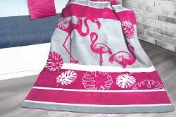 Deka Greno Glamour Flamingo