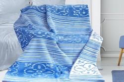 Deka Greno Glamour Mykonos modrá