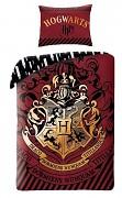 Povlečení Harry Potter burgund