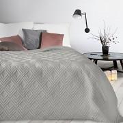 Přehoz přes postel Alara stříbrný