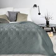 Přehoz přes postel Alara šedý