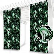 Závěs venkovní- Palmové listy