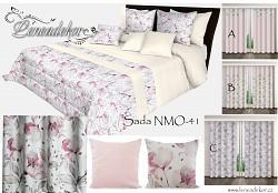 Sada do ložnice SNMO41