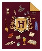 Dětský přehoz na postel-Harry Potter