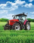 Dětský přehoz na postel-Traktor
