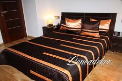 Luxusní přehoz na postel - 24E