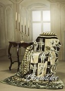Luxusní deka akrylová-200x240cm-vzor 13n