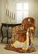 Luxusní deka akrylová-160x210cm-vzor 732 (17)