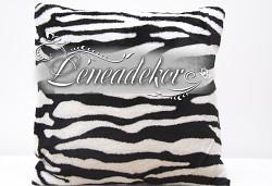 Povlak na polštářek JBA11  zebra