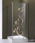 Samolepka na sklo NKN003 béžová (3908G)-vel.160x60cm (kopie)