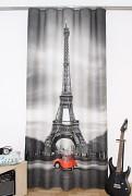 Moderní závěs 3D Eiffelova věž