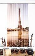 Moderní závěs Paříž