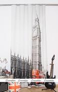 Moderní závěs 3D Londýn