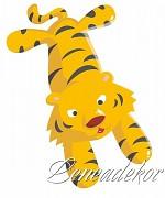 Samolepky Zvířátka- Tygřík