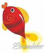 Samolepky Zvířátka- Rybka