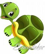 Samolepky Zvířátka- Želva