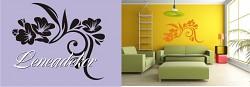 Šablona na malování PŘÍ- flora2_57 100x70cm-skladem