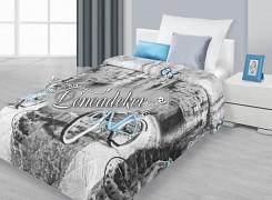 Přehoz na postel - jednostranný JNAC4
