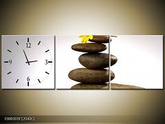Obraz jako hodiny