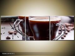 Obraz s hodinami OJh04610k