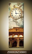 Obrazové hodiny OJh0026Z 30x90cm