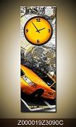 Obrazové hodiny OJh0019Z 30x90cm