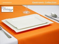 Běhoun na stůl- 06BG -pomerančový- 40cm x 140cm