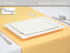 Běhoun na stůl- 44BG -žlutý pastelový