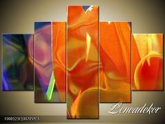 Obraz na zeď-květy- 5D F000123