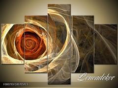 Obraz na zeď-květy- 5D F000793