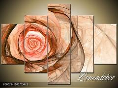 Obraz na zeď-květy- 5D F000794