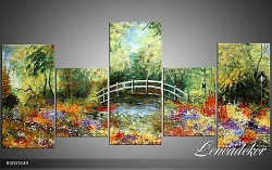 Obraz jako malované- 5D R000364R