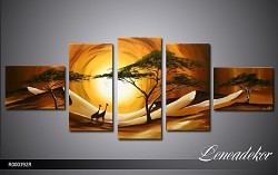 Obraz jako malované- 5D R000392R