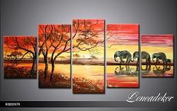 Obraz jako malované- 5D R000397R