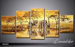 Obraz jako malované- 5D R000399R
