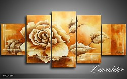 Obraz jako malované- 5D R000423R
