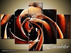 Obraz na zeď-květy- 5D F002036
