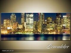 Obraz na zeď-města,architektura- Panorama F000524