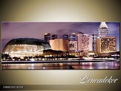 Obraz na zeď-města,architektura- Panorama F000526