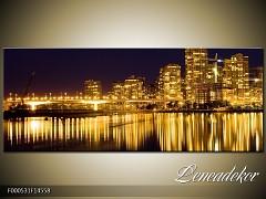Obraz na zeď-města,architektura- Panorama F000531