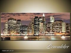 Obraz na zeď-města,architektura- Panorama F000534