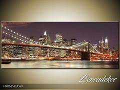 Obraz na zeď-města,architektura- Panorama F000535