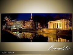 Obraz na zeď-města,architektura- Panorama F000541
