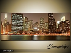 Obraz na zeď-města,architektura- Panorama F000544