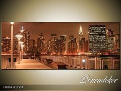 Obraz na zeď-města,architektura- Panorama F000545