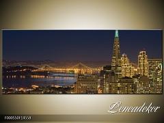 Obraz na zeď-města,architektura- Panorama F000550
